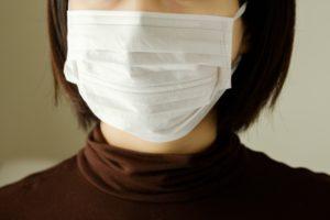 スタッフのマスク着用|ラブホテルアスティ